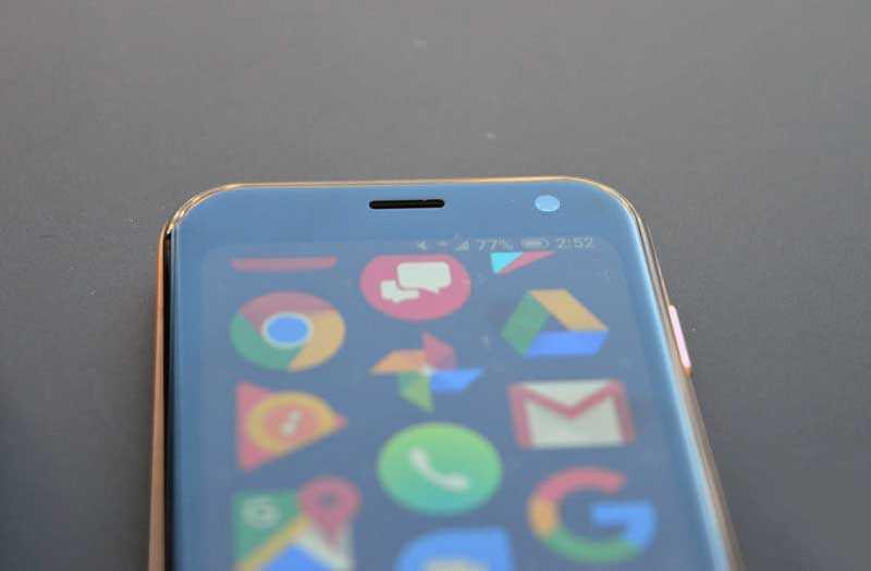 Palm Phone 2018 автономность