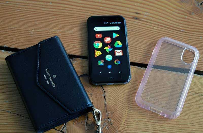 Обзор Palm Phone 2018 возрождающегося телефона — Отзывы TehnObzor