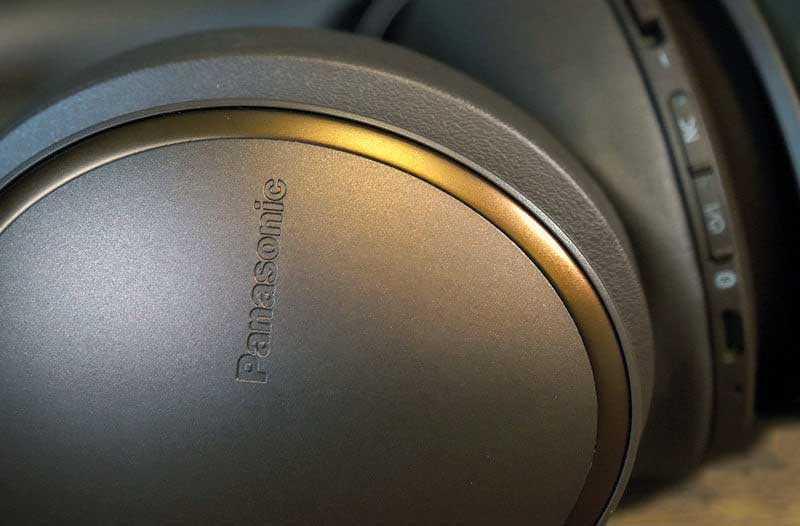 Panasonic RP-HD605N дизайн