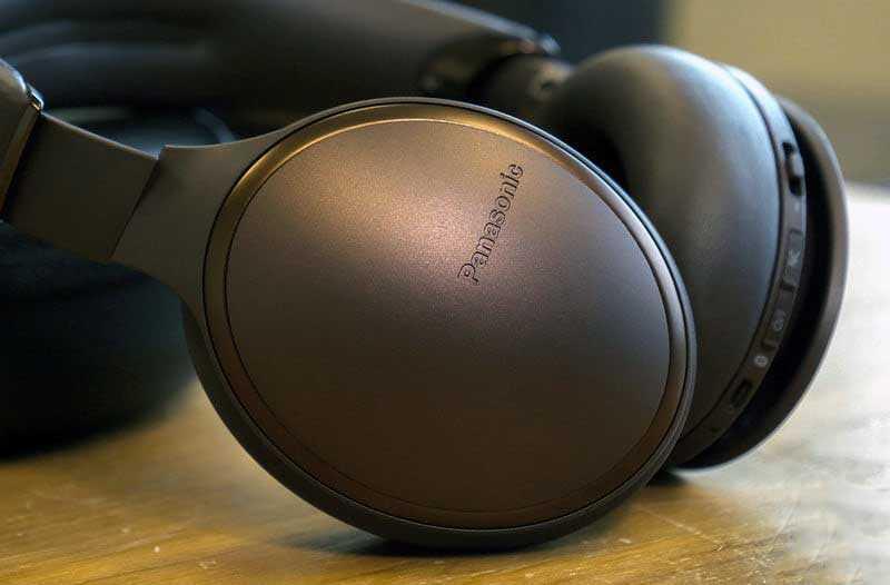 Шумоподавление в Panasonic RP-HD605N