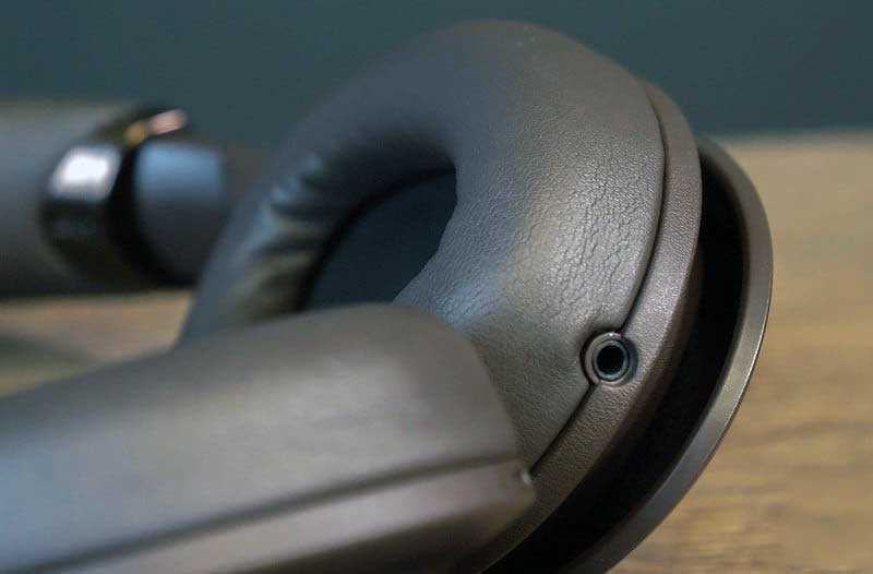 Panasonic RP-HD605N звук