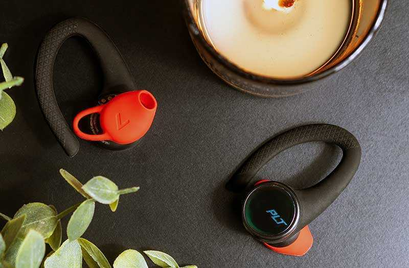 Plantronics BackBeat Fit 3100 качество звука