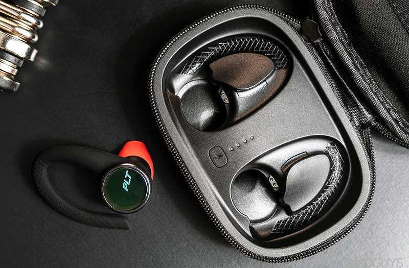 Plantronics BackBeat Fit 3100 связь