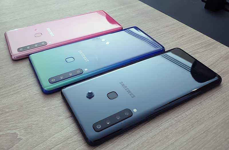 Автономность Samsung Galaxy A9 2018