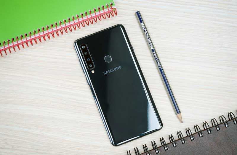 Характеристики Samsung Galaxy A9 2018