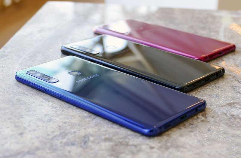 Samsung Galaxy A9 2018 отзывы