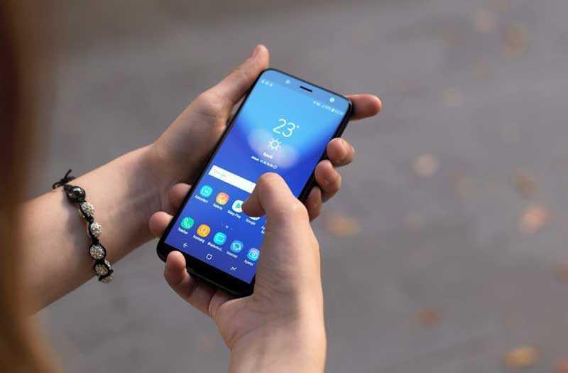 Обзор Samsung Galaxy J6 2018
