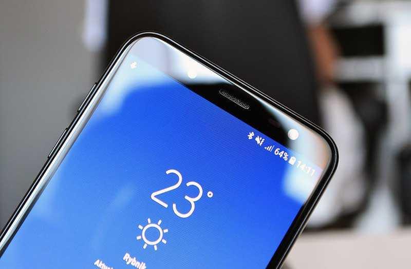 Samsung Galaxy J6 2018 дисплей