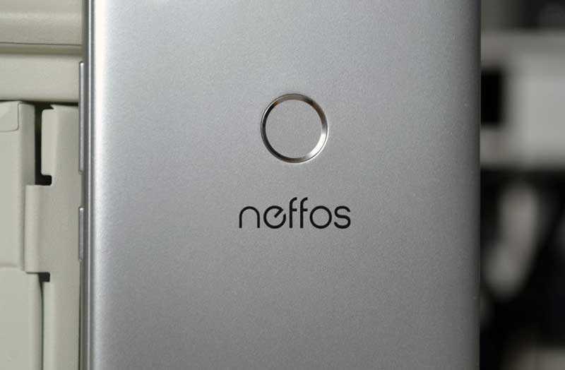 TP-Link Neffos C9A сканер отпечатков пальцев