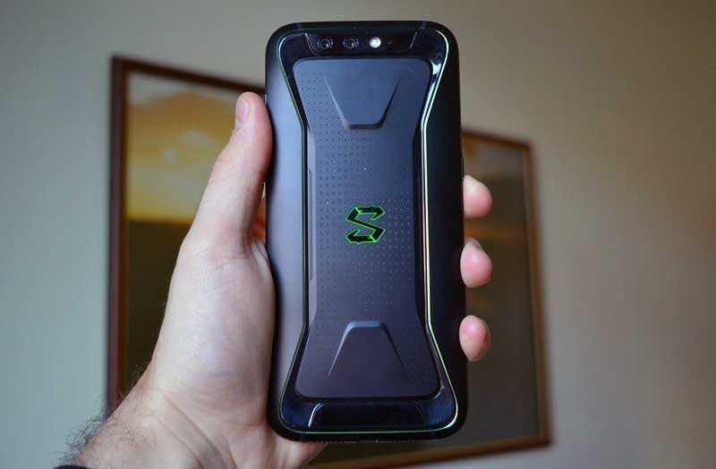 Обзор Xiaomi Black Shark