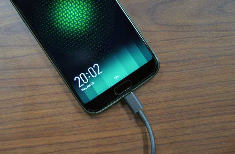 Xiaomi Black Shark зарядка и автономность