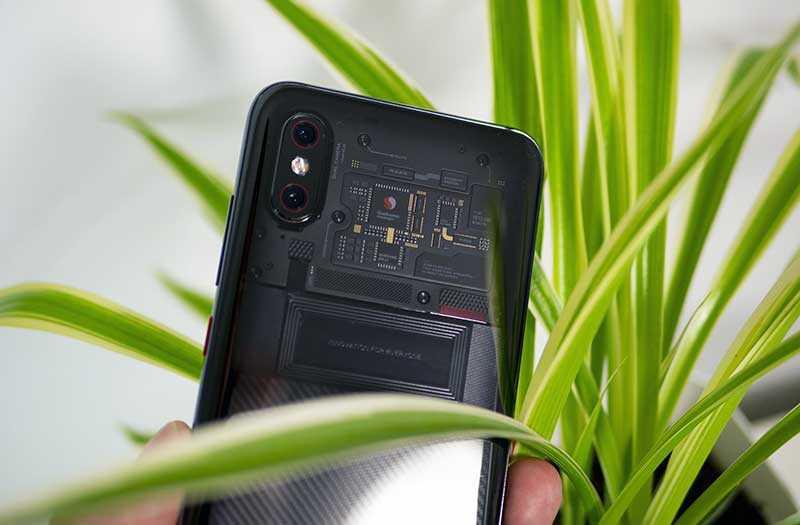 Xiaomi Mi 8 Pro камеры
