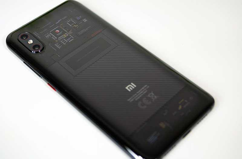 Xiaomi Mi 8 Pro автономность батареи