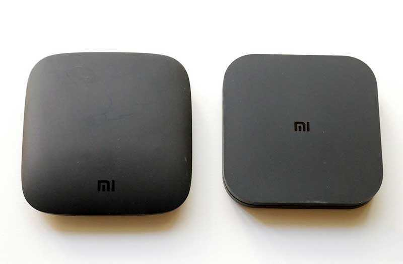 Xiaomi Mi Box S дизайн