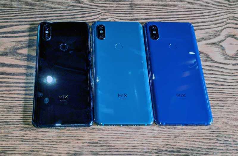 Xiaomi Mi Mix 3 автономность