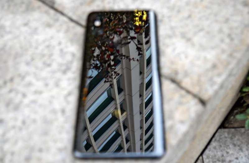 Камеры Xiaomi Mi Mix 3