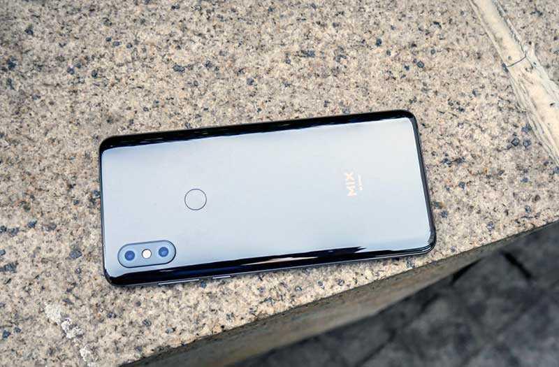 Xiaomi Mi Mix 3 батарея