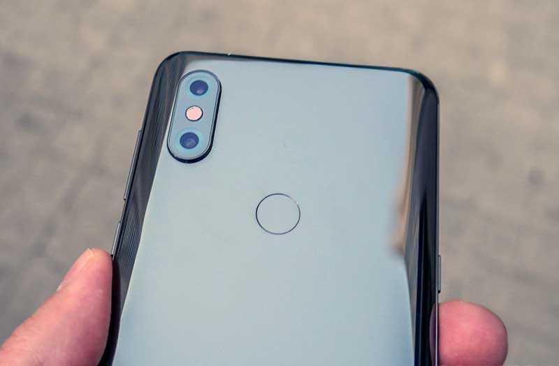 Xiaomi Mi Mix 3 съёмка