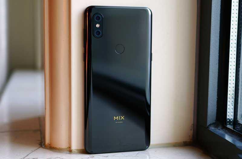 Что ты Xiaomi Mi Mix 3?