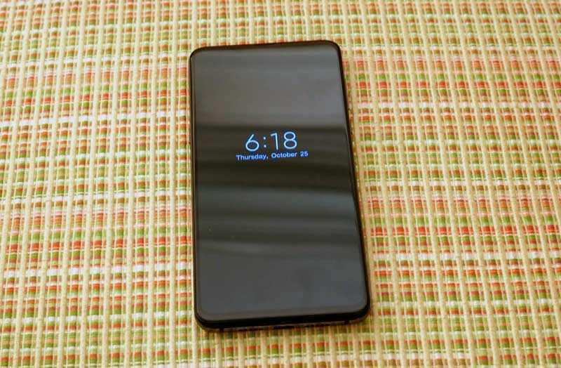 Xiaomi Mi Mix 3 характеристики