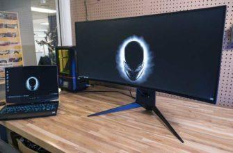 Обзор Alienware AW3418DW игрового монитора— Отзывы TehnObzor