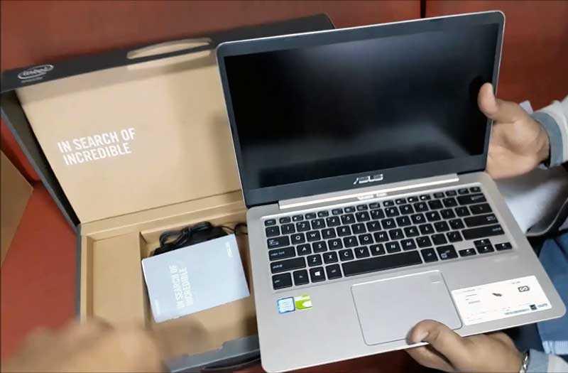 Asus VivoBook S14 обзор