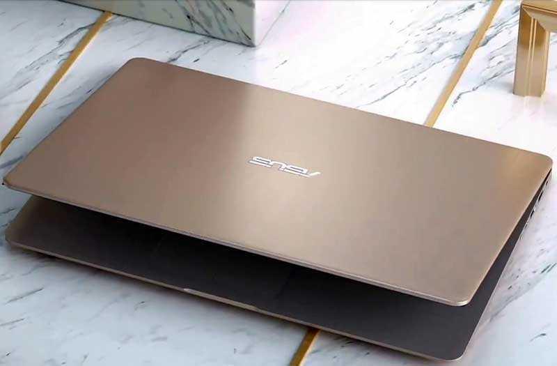 Дизайн Asus VivoBook S14