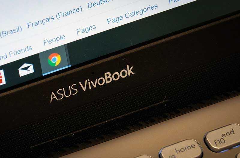 Asus VivoBook S14 особенности
