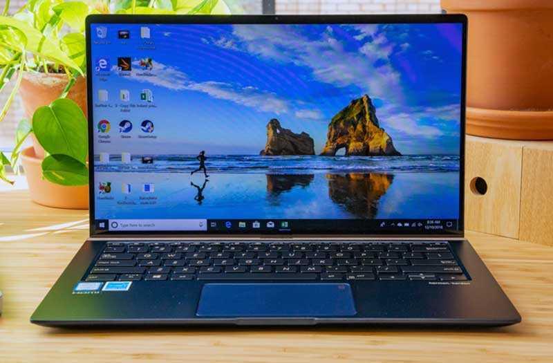 Обзор ноутбука Asus ZenBook 14 UX433