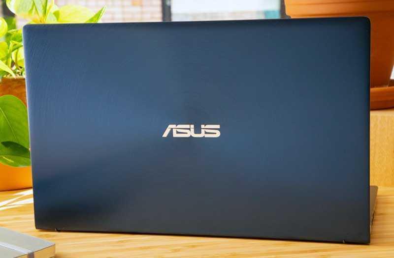Обзор ноутбука Asus ZenBook 14 UX433 — хороший и немного особенный