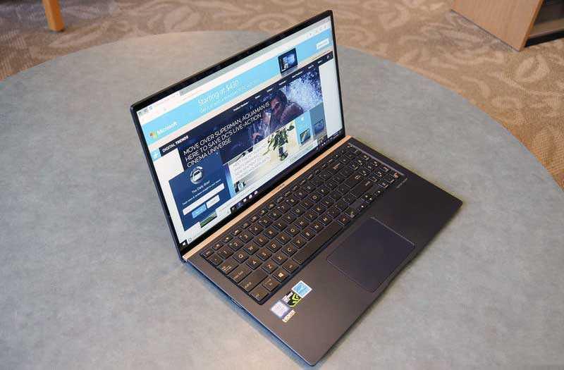 Обзор Asus ZenBook 15 UX533
