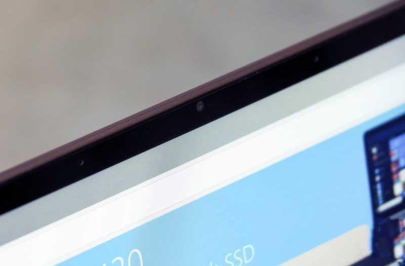 Asus ZenBook 15 UX533 камера