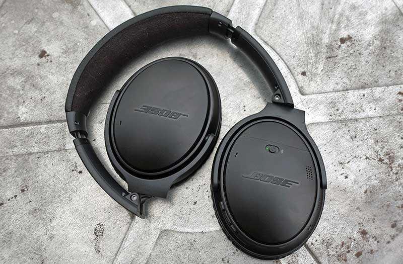 Bose QuietComfort 35 II связь