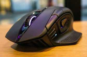 Обзор Corsair Dark Core SE большой игровой мыши — Отзывы TehnObzor