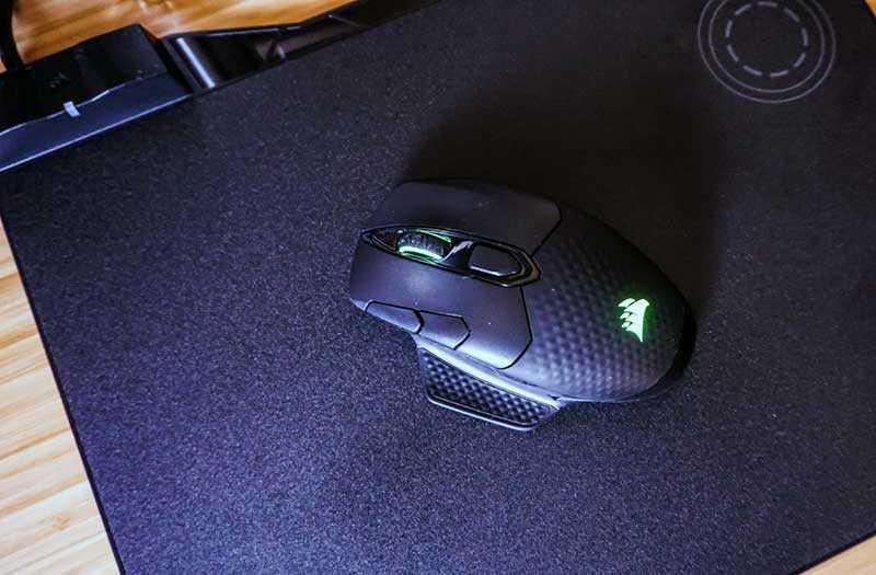Игровая мышь Corsair Dark Core SE