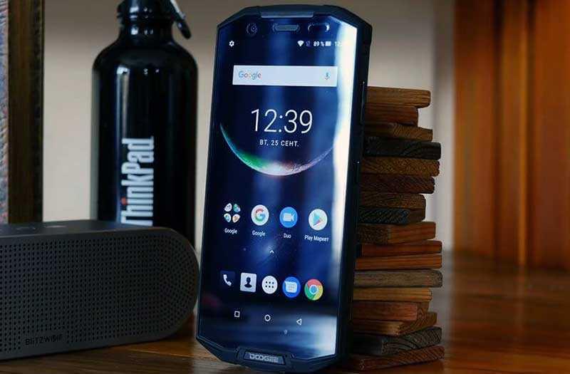 Обзор Doogee S70 прочного игрового смартфона — Отзывы TehnObzor