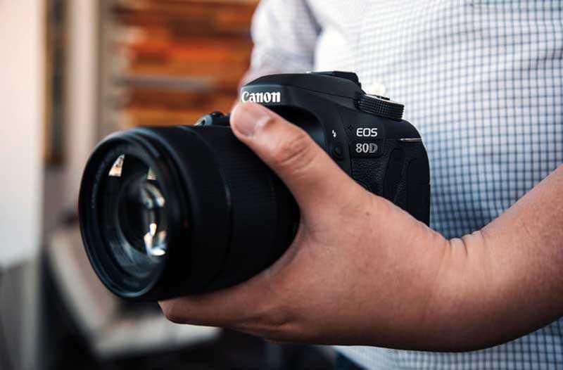 DSLR или цифровые зеркальные камеры