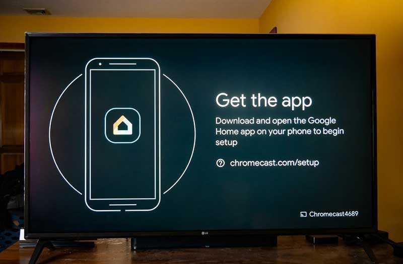 Google Chromecast 2018 ПО