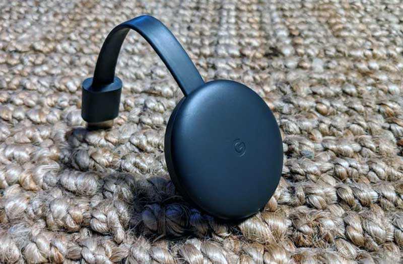 Тест Google Chromecast 2018