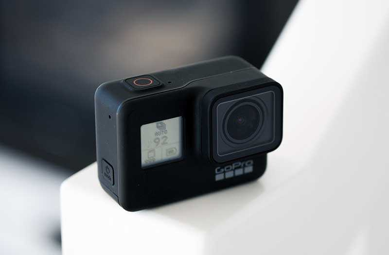 Тест GoPro Hero 7 Black