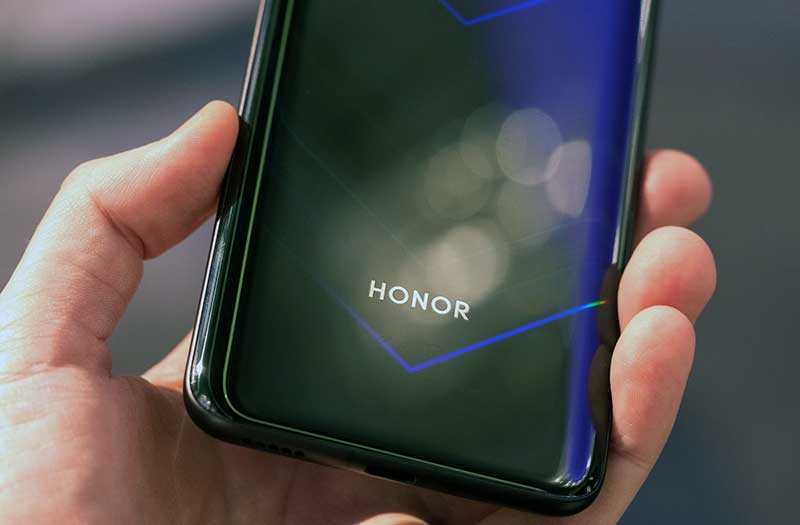 Смартфон Honor View 20