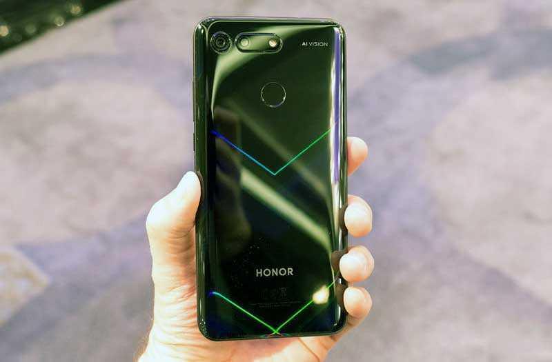 Honor View 20 отзывы