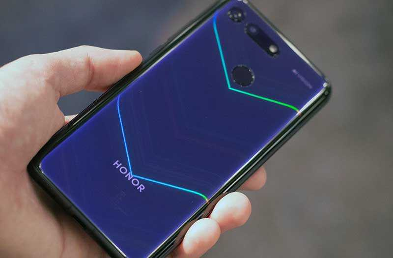 Honor View 20 связь