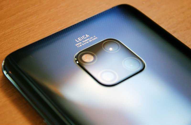 Huawei Mate 20 Pro: лучшая камера для ночной съёмки