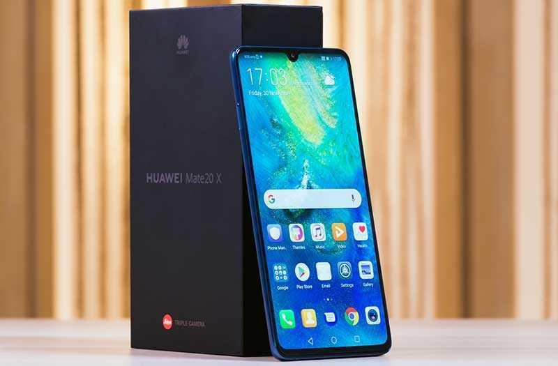 Почему Huawei Mate 20 X?