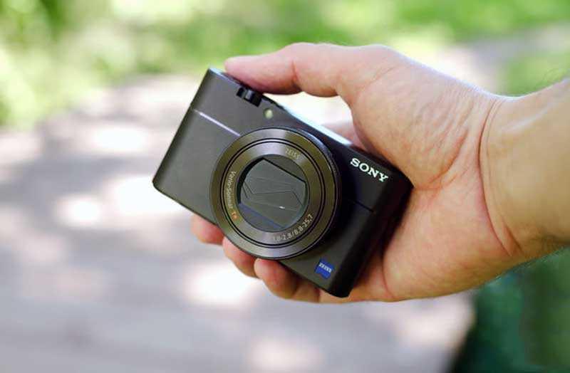 Компактные камеры (наведи и снимай)