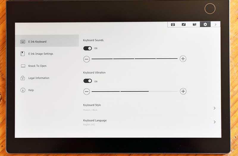 Lenovo Yoga Book C930 настройка