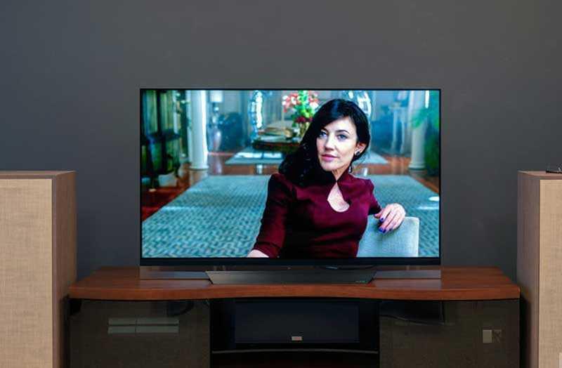 Обзор LG OLED TV E8