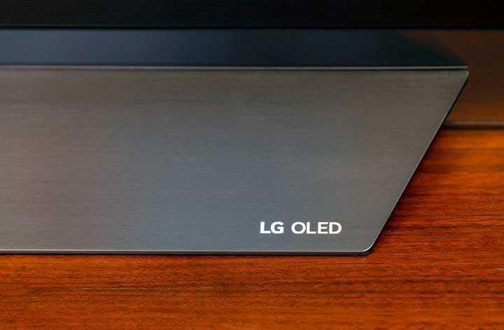 LG OLED TV E8 телевизор