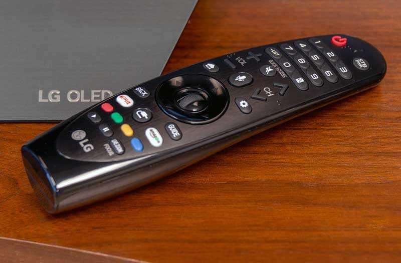 LG OLED TV E8 пульт